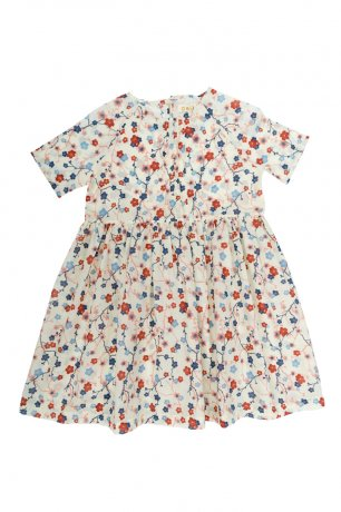 <img class='new_mark_img1' src='https://img.shop-pro.jp/img/new/icons8.gif' style='border:none;display:inline;margin:0px;padding:0px;width:auto;' />Omibia / SIMA Dress / Cherry Flower Print / SS20W01