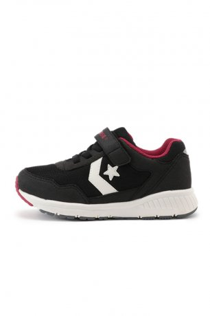 CONVERSE / KID'S WV 1 / BLACK/RED