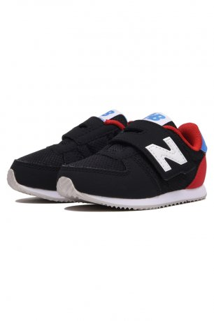 <img class='new_mark_img1' src='https://img.shop-pro.jp/img/new/icons8.gif' style='border:none;display:inline;margin:0px;padding:0px;width:auto;' />NEW BALANCE / IV220 BR2 / BLACK/RED