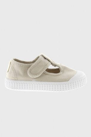 victoria / CANVAS T-STRAP SHOES 36625 / HIELO