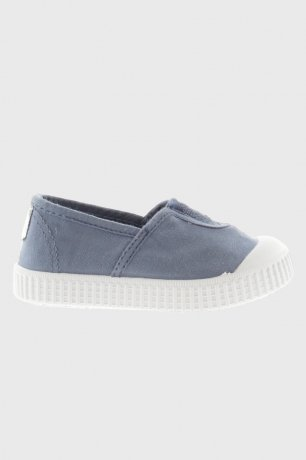 victoria / CANVAS LOAFERS 366133 / AZUL