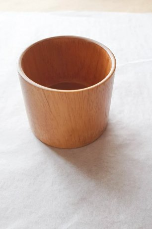 DOVE AND DOVELET / WOOD CUP