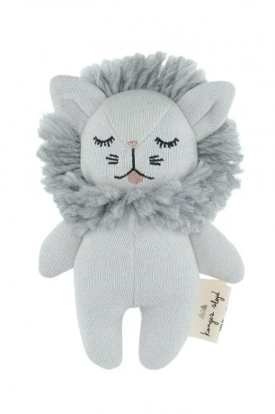 Konges Sloejd / MINI LION / GREY MELANGE / 17609