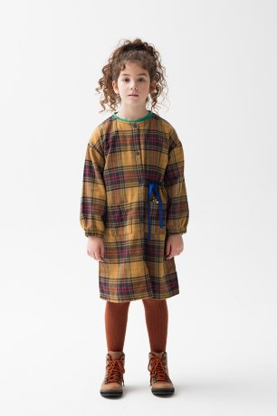 THE CAMPAMENTO / CHECKED DRESS / TC-AW20-53