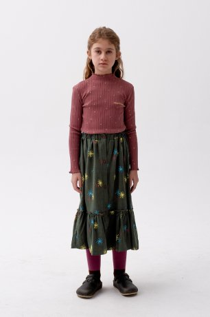 THE CAMPAMENTO / PARTY SKIRT / TC-AW20-45