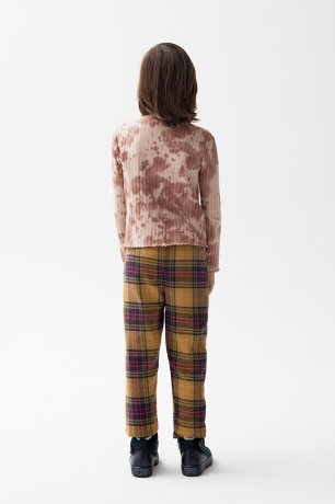 THE CAMPAMENTO / CHECKED TROUSERS / TC-AW20-40