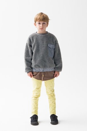 THE CAMPAMENTO / TEDDY SWEATSHIRT / TC-AW20-26