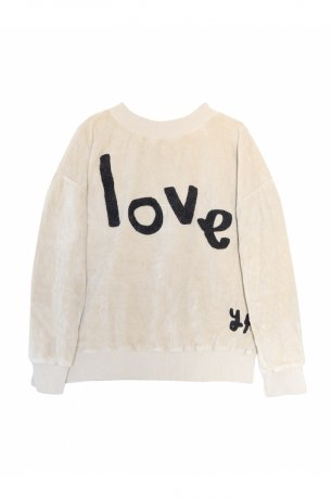 yellowpelota / Love Sweater / Sand / FW20-59.2-SD01
