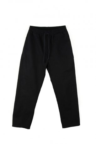 popelin / chino trousers / Black / Mod.21.1