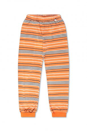 [20AW Vol.2] REPOSE AMS / STRANGER PANTS / ORANGE INKY STRIPE