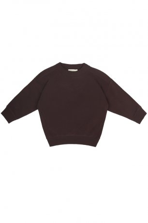 Phil&Phae / Oversized sweater / 203112 / cacao nib