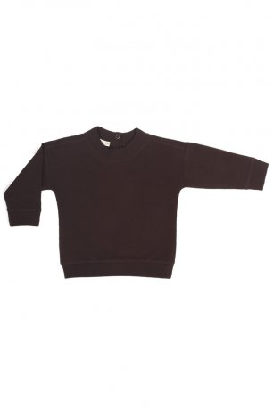 Phil&Phae / Baby sweater / 203192 / cacao nib
