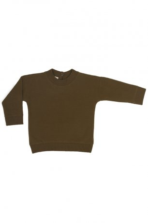Phil&Phae / Baby sweater / 203192 / moss