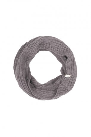 [vol.2] Phil&Phae / Cashmere-blend infinity scarf / 203603 / dried lavender