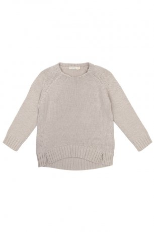 [vol.2] Phil&Phae / Cashmere-blend knit sweater / 203606 / straw