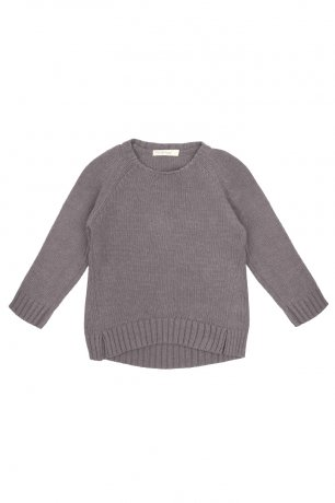 [vol.2] Phil&Phae / Cashmere-blend knit sweater / 203606 / dried lavender