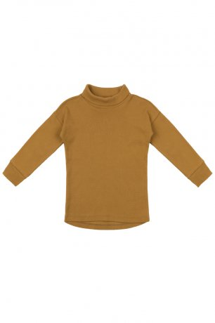 Phil&Phae / Rib turtleneck tee l/s / 203116 / golden olive