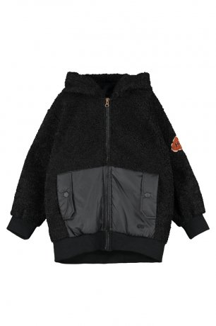 BEAU LOVES / Teddy Technical Jacket / Black