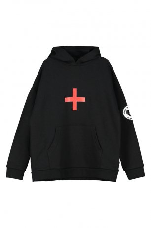 BEAU LOVES / Hoodie Sweater / Black