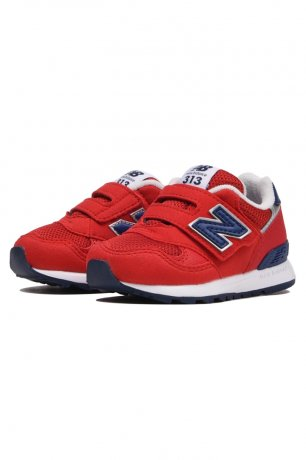 NEW BALANCE / IO313RN / RED / NAVY