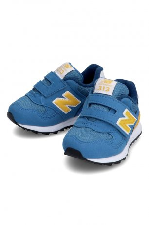 NEW BALANCE / IO313BY / BLUE/YELLOW
