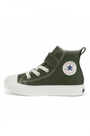 CONVERSE / CHILD ALL STAR LIGHT V-1 HI / OLIVE