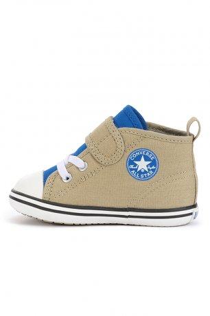CONVERSE / BABY ALL STAR N PANELS V-1 / BEIGE