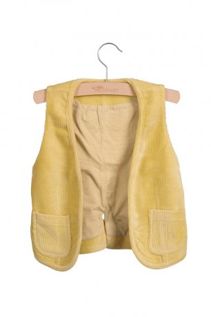 little HEDONIST / Gilet Matty / Rattan