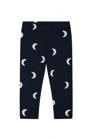 Organic Zoo / Leggings / Navy Midnight