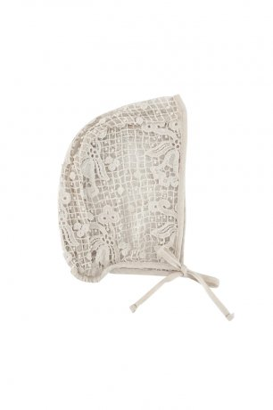 Liilu / Folk Bonnet / Lace