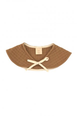 Liilu / Quilted Collar / Camel