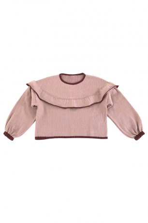 Liilu / Lisa Knit Pullover / Old rose