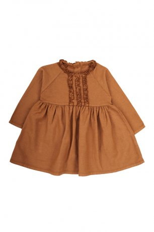 Omibia / ESTELLA Dress Baby / Rust / AW20W21