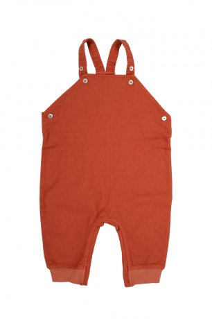Omibia / LOTUS Dungarees / Berry / AW20W05