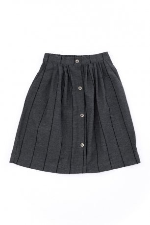PLAY UP / Recycled Woven Skirt / RULER / 4AH11751