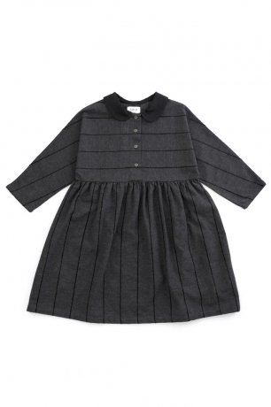 PLAY UP / Recycled Woven Dress / RULER / 4AH11456
