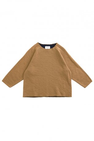 PLAY UP / Double Face Sweater / CHERRY TREE / 3AH11351
