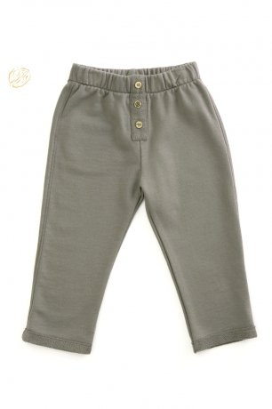 PLAY UP / Fleece Trousers / CARVING / 3AH10905