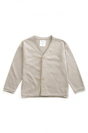 PLAY UP / Jersey Cardigan / JERONIMO / 3AH10904