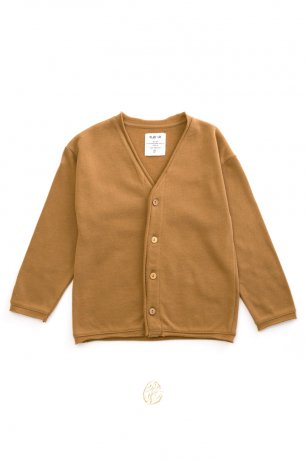 PLAY UP / Jersey Cardigan / OREGON PINE / 3AH10904