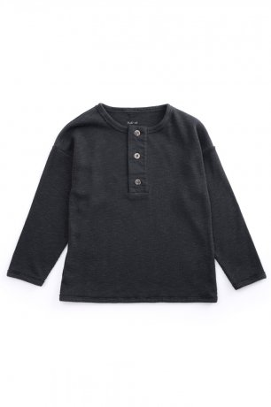 PLAY UP / Rib Sweater / RASP / 3AH10901
