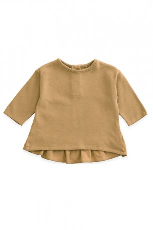 PLAY UP / Jersey Sweater / CHERRY TREE / 2AH11351