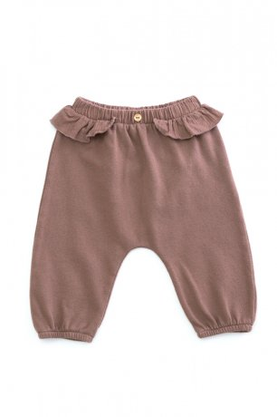 PLAY UP / Fleece Trousers / PURPLEWOOD / 2AH10906