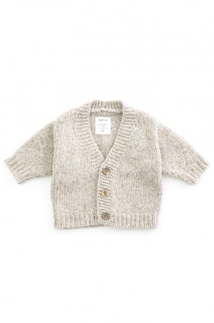 PLAY UP / Knitted Cardigan / RICARDO / 1AH11403