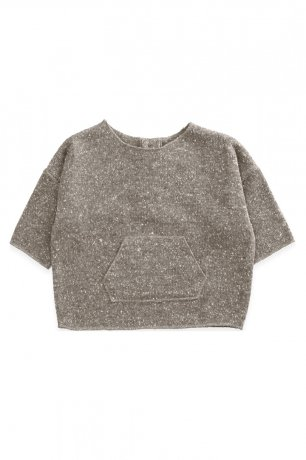 PLAY UP / Recycled Jersey Sweater / JERONIMO / 1AH11352