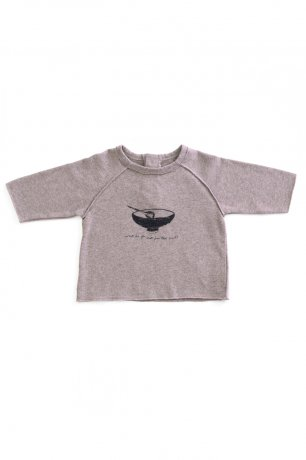PLAY UP / Recycled Jersey T-shirt / PURPLEWOOD / 1AH11002