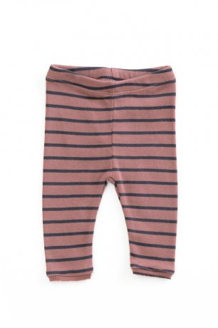 PLAY UP / Striped Rib Leggings / TAKULA / 0AH11650