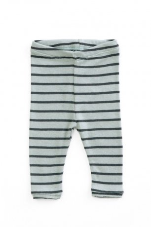 PLAY UP / Striped Rib Leggings / LISBON / 0AH11650