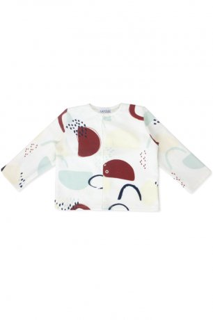 KAPOUNE / CARDIGAN XEMA / all over printed