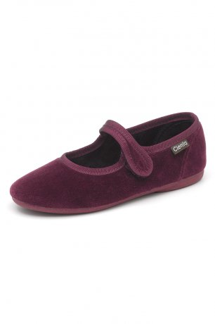 cienta / Velour Pumps / ROSA